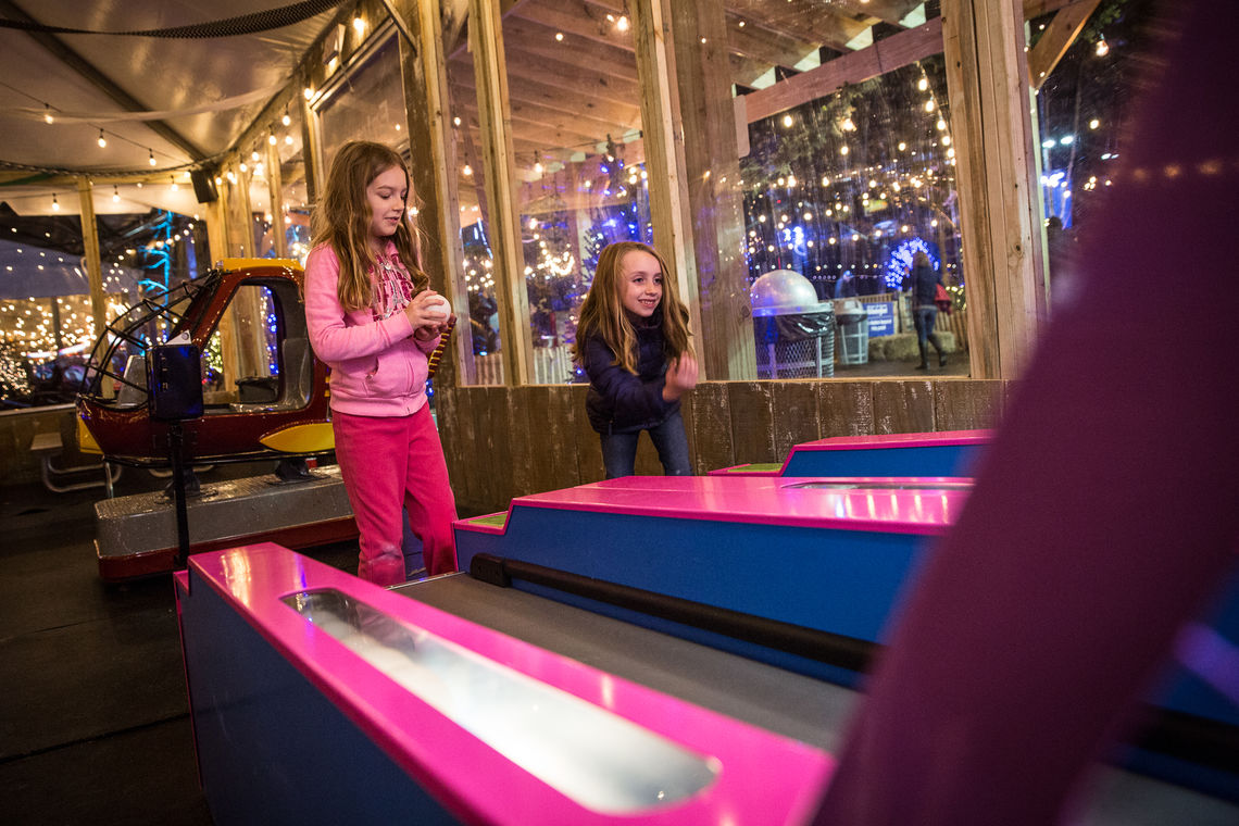 Arcade at Winterfest