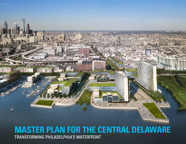 Master Plan for the Central Delaware