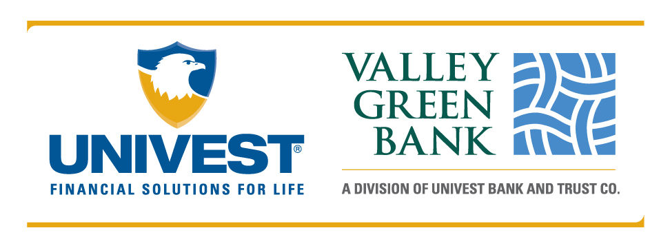 Univest/Valley Green Bank logo