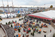 Blue Cross RiverRink Winterfest Site