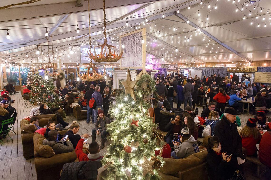 The Lodge at Winterfest
