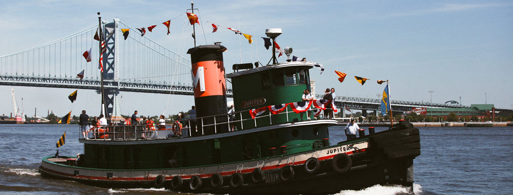 Tugboat Jupiter