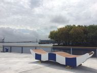 Benches at Pier 68