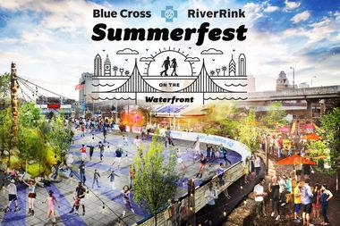 Blue Cross RiverRink Summerfest