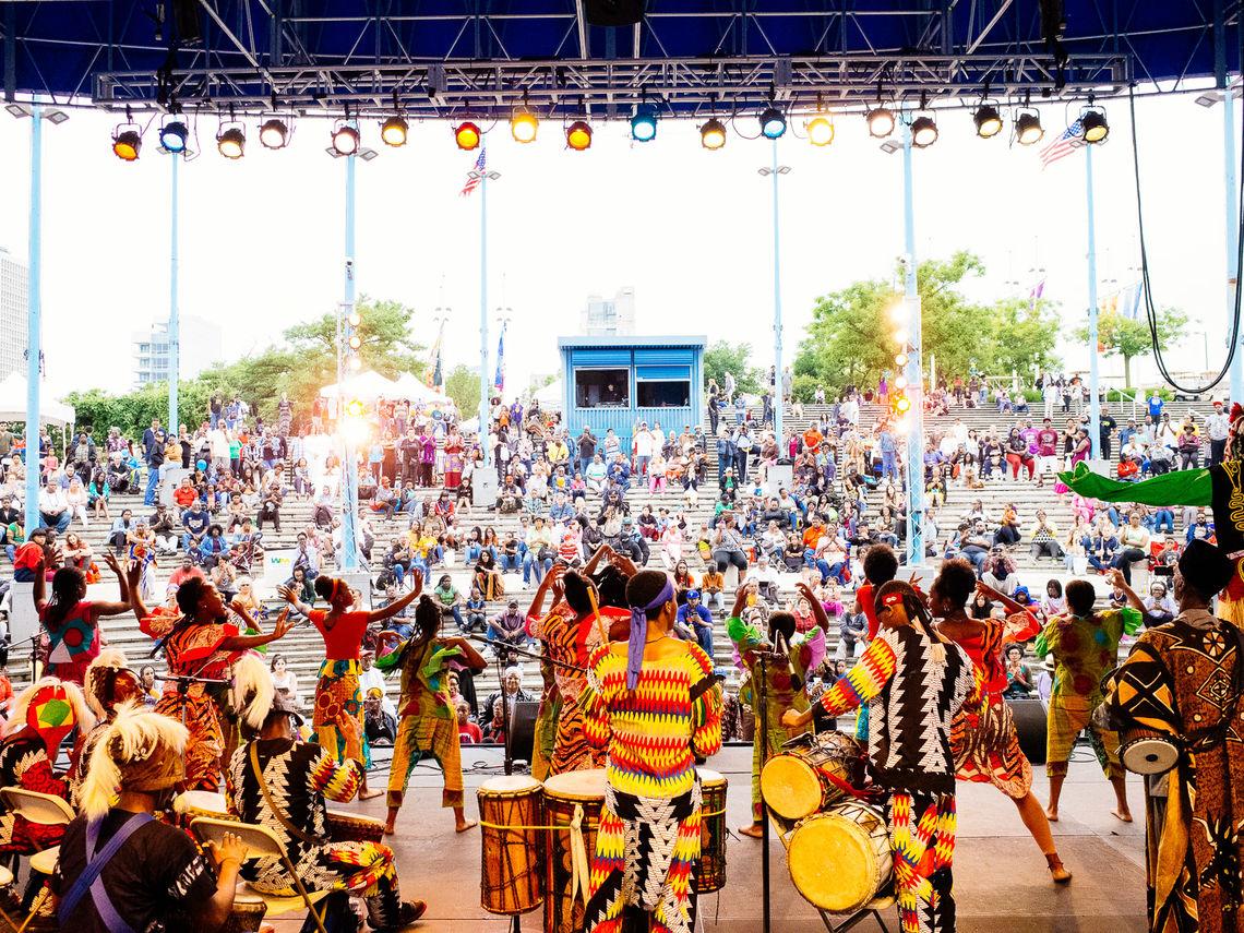 Juneteenth Parade and MusicFest