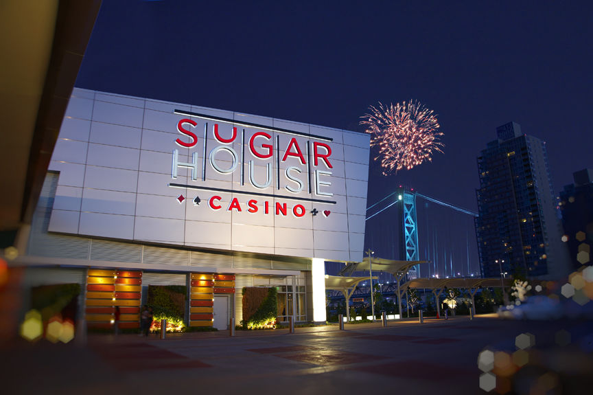 sugarhouse exterior