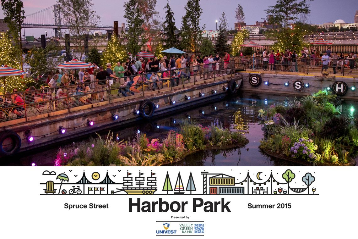 Spruce Street Harbor Park Presented By Univest/Valley Green Bank extended