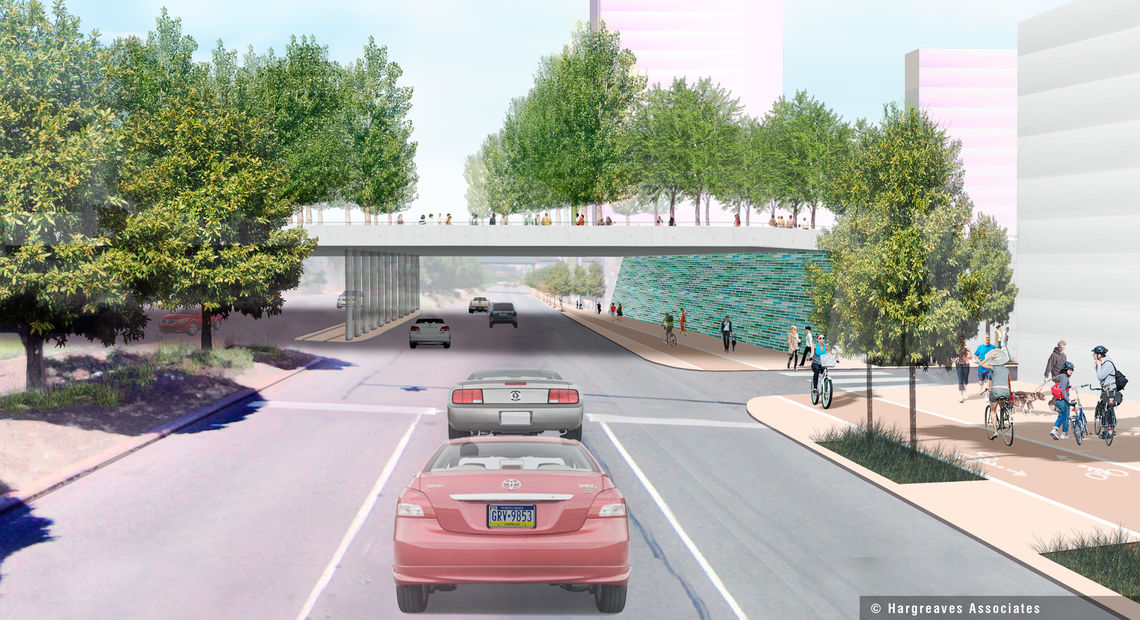 Columbus Blvd Rendering