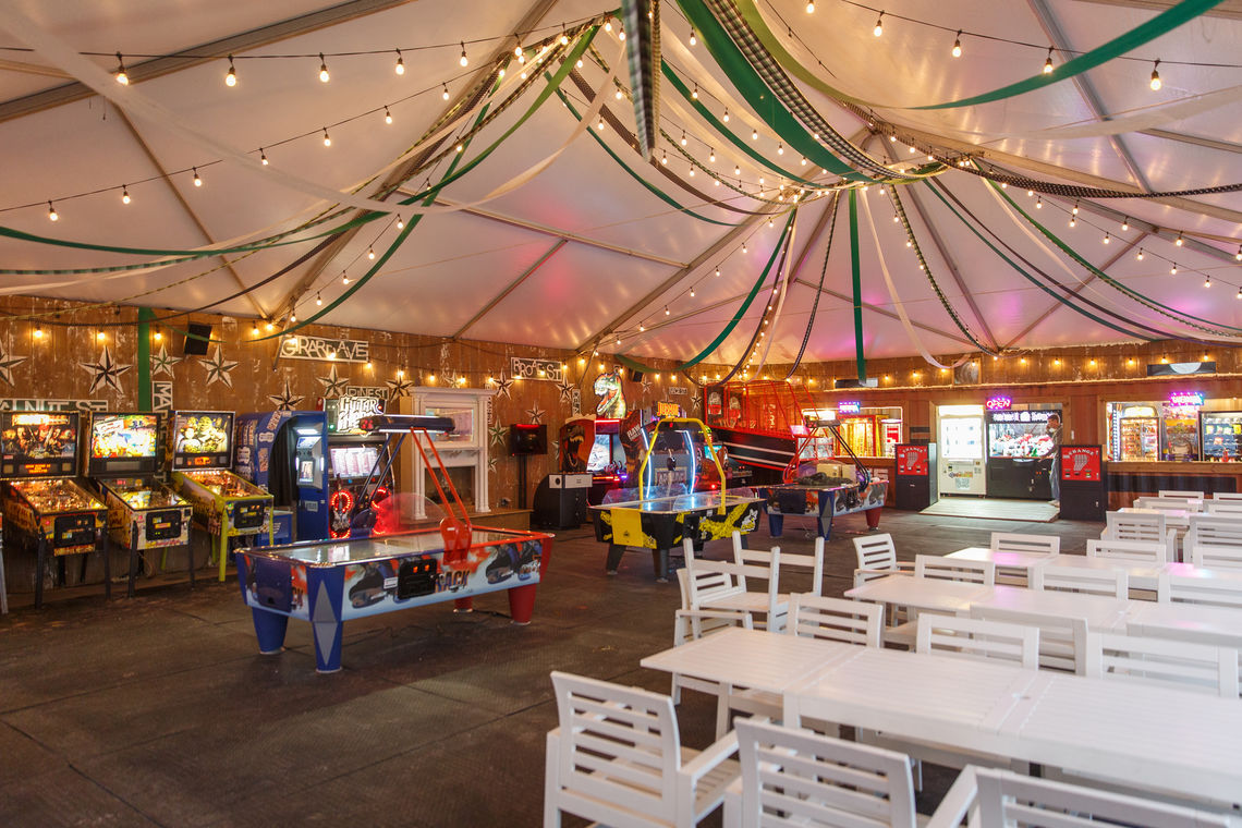 Kids Lodge at Blue Cross RiverRink Winterfest