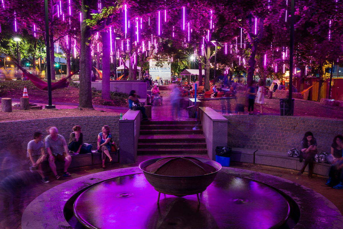 Spruce Street Harbor Park to Reopen Summer 2015