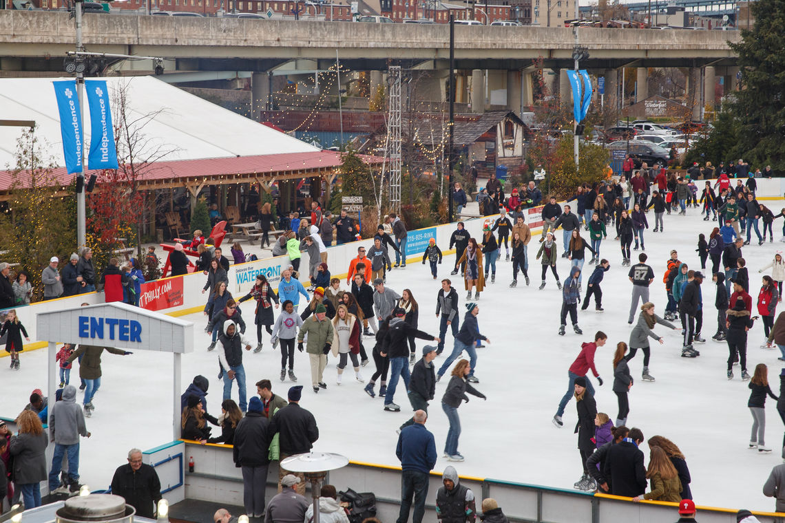 Ice Skating for All Skill Levels