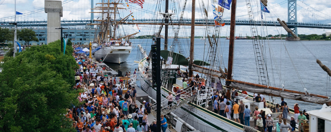 Sail Philadelphia Presented by Bank of America