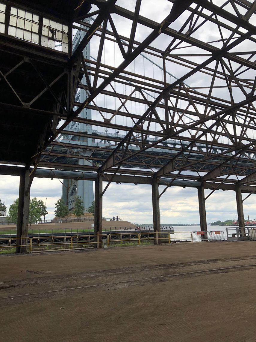 Construction Progress June 6, 2018