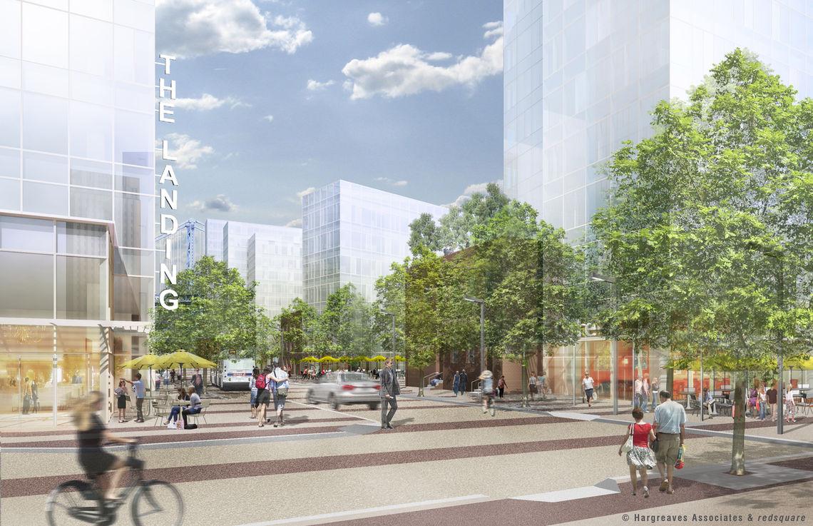 Penn's Landing Market Street Development Site