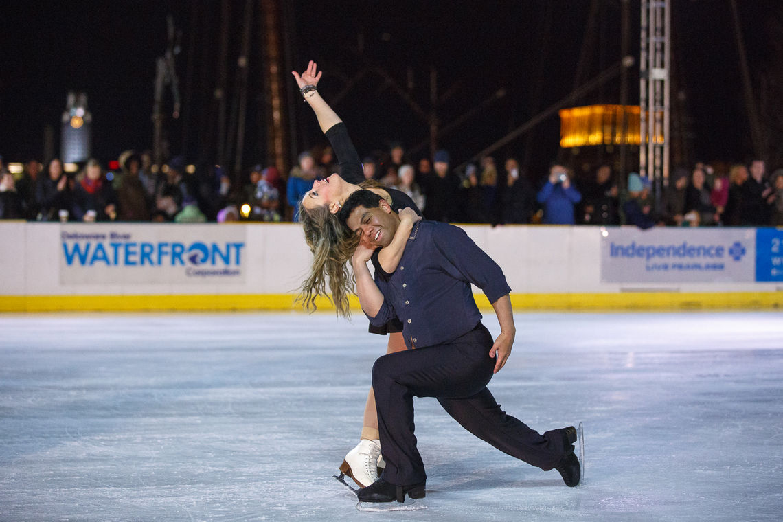 Shay & Yovanny 2016 U.S. Adult Figure Skating Dance Champions