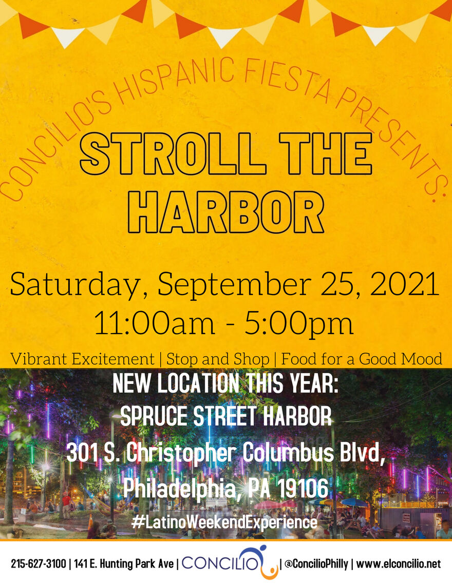stroll the harbor new time