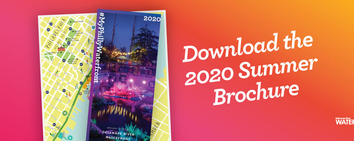 Summer of the Waterfront 2020 Brochure