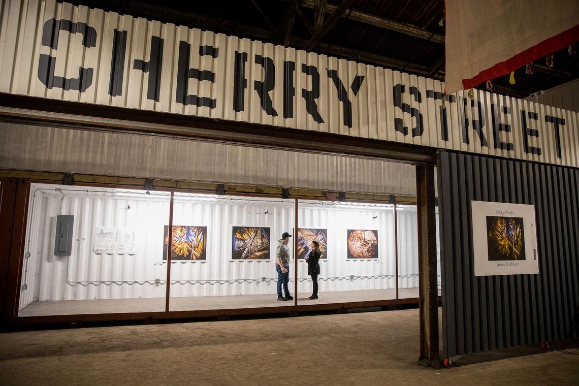 Cherry Street Pier Gallery