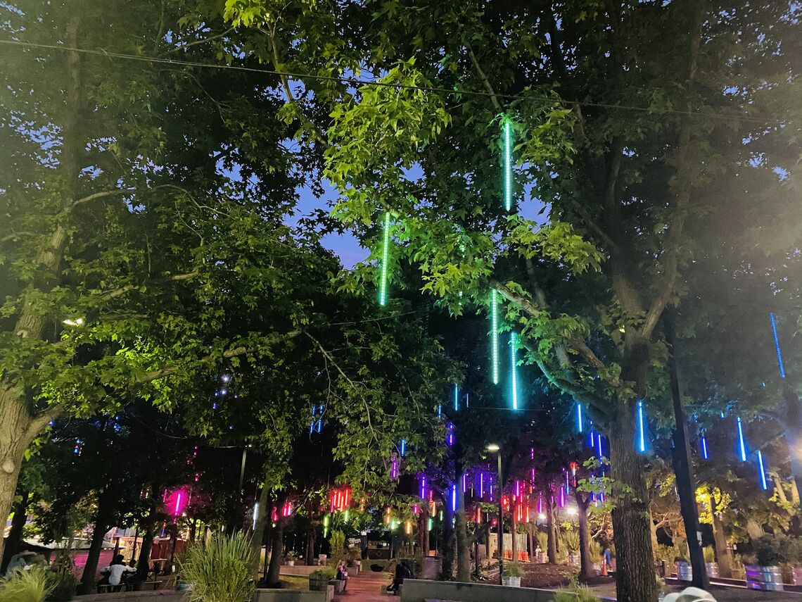 Univest Presents Bright Lights, Our City