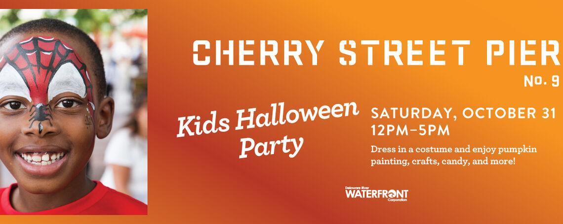 Kids Halloween Party at Cherry Street Pier