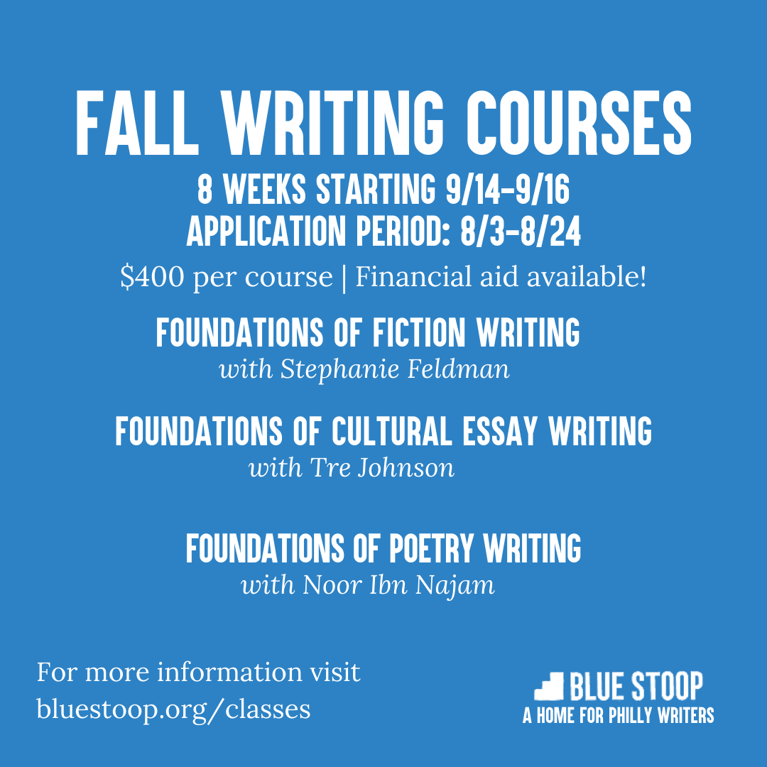 social bluestoop writing course