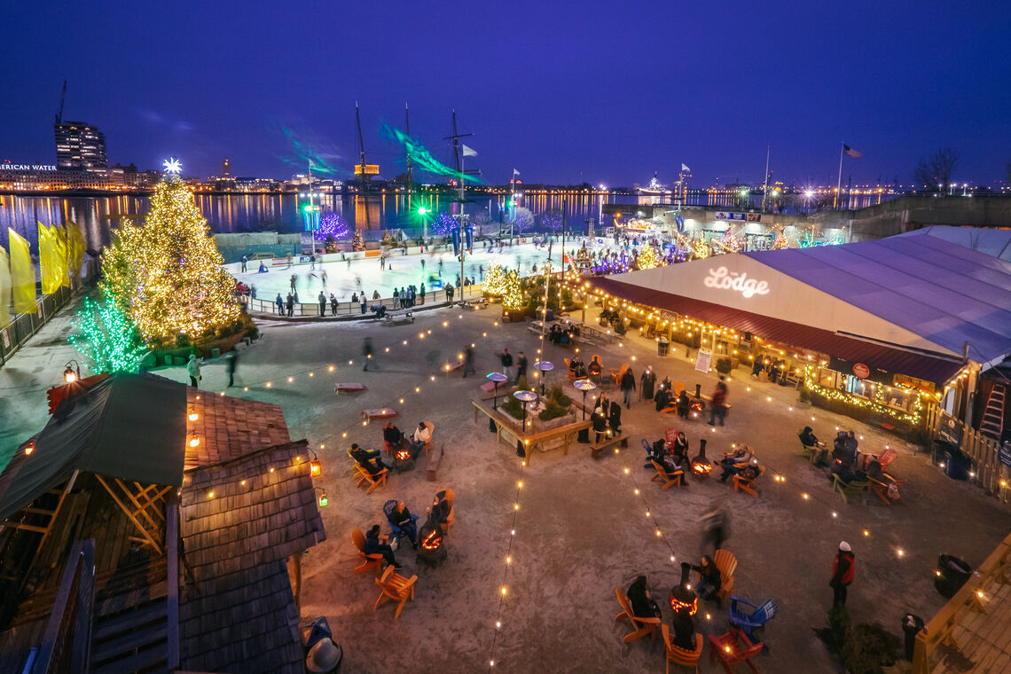 Blue Cross RiverRink Winterfest Is Coming!