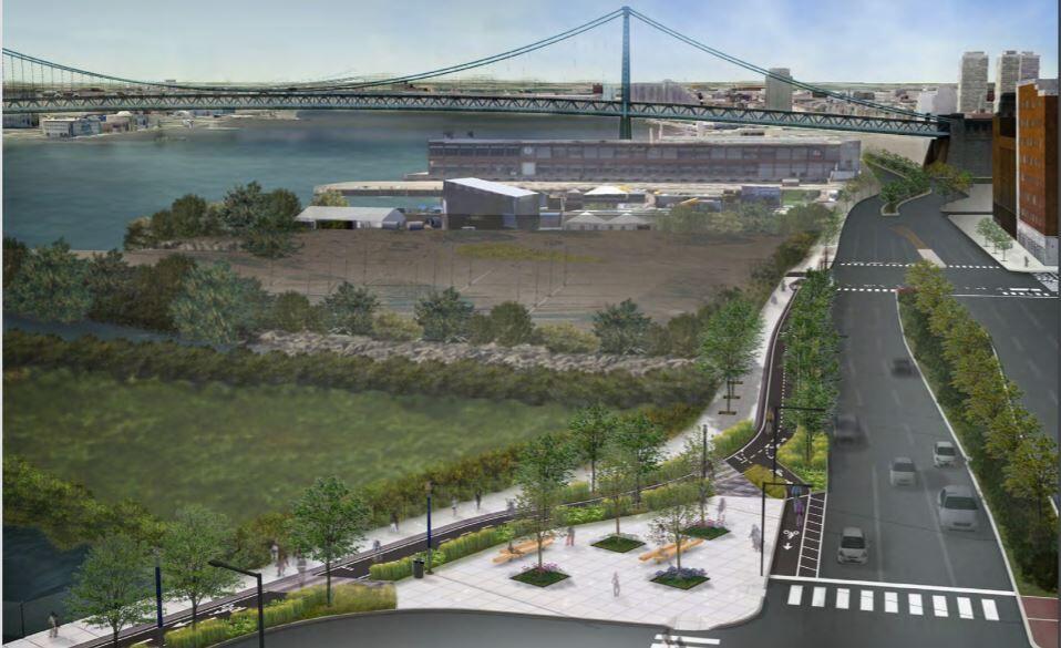 Delaware River Trail Preliminary Design Report