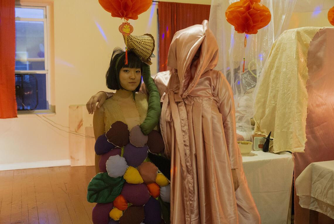Connie Fu Jungmok Yi
