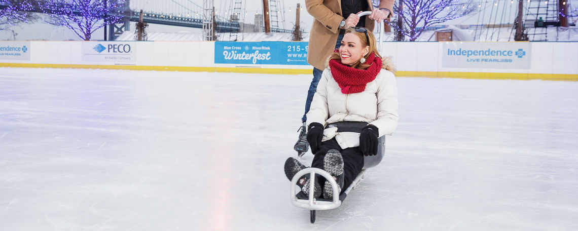 Adaptive Ice Skating