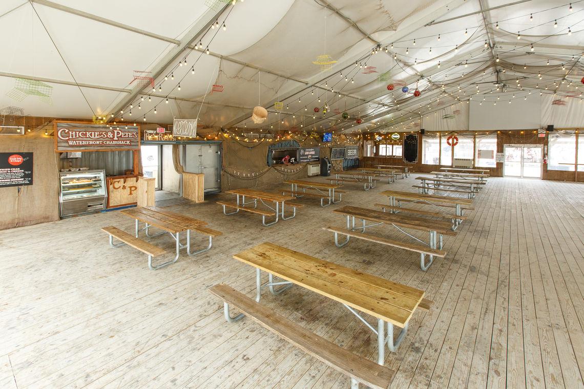 Summer Lodge