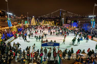 Blue Cross RiverRink Winterfest's 25th Season