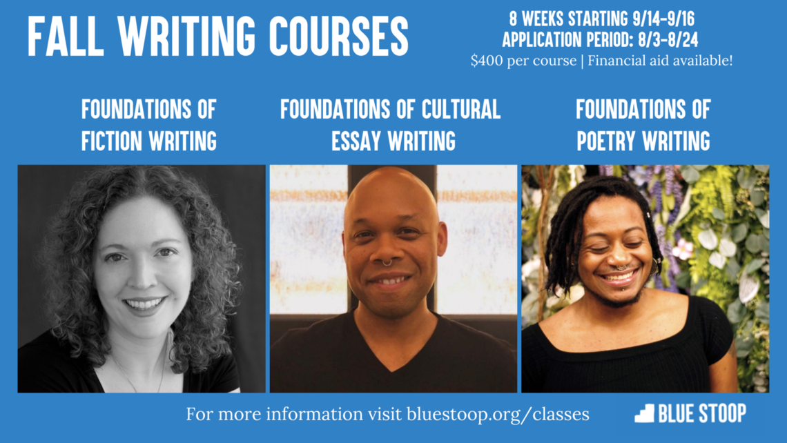 bluestoop fall courses