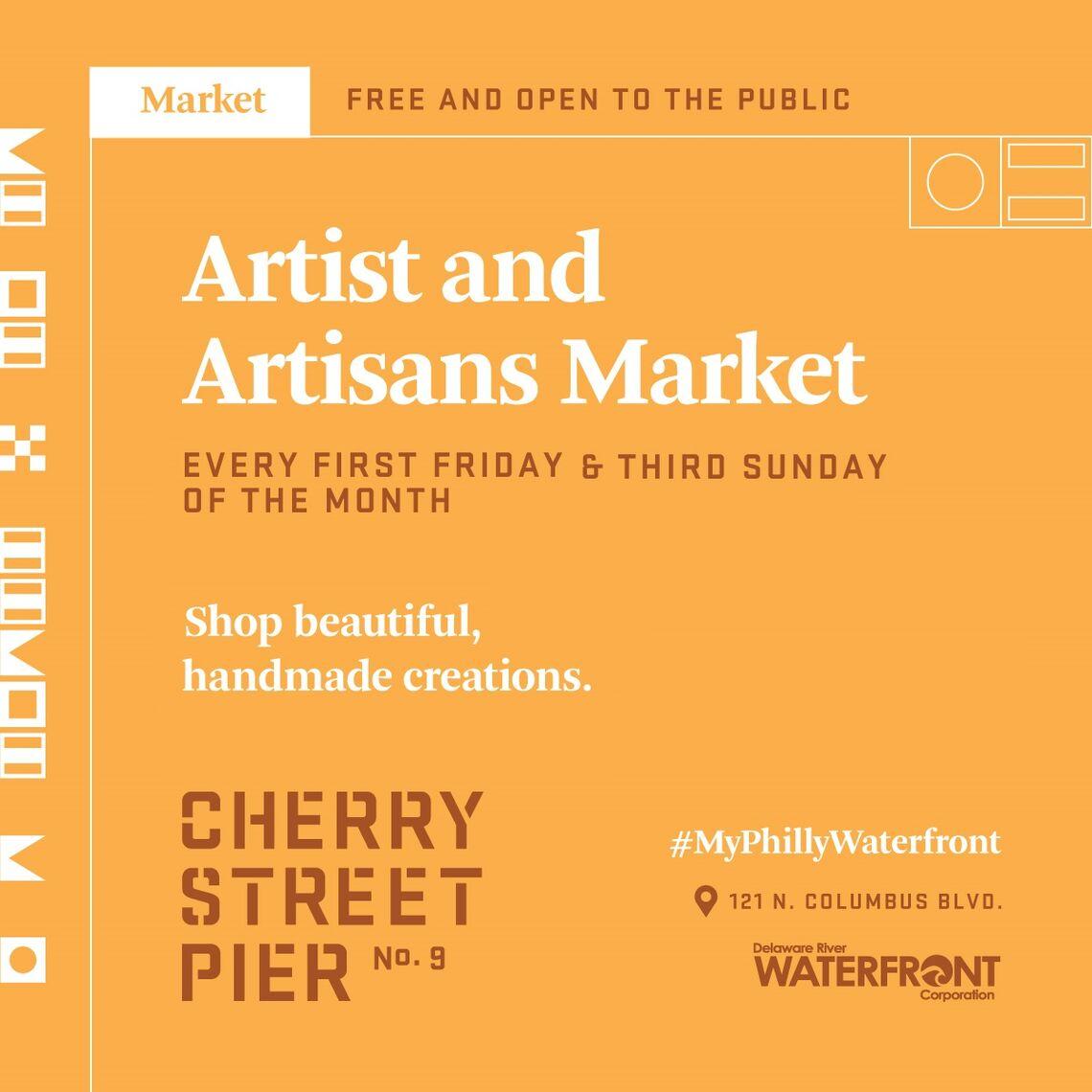 artist and artisans market 2021 social general